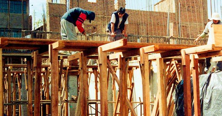 Encofrados y puntales en la Construcción