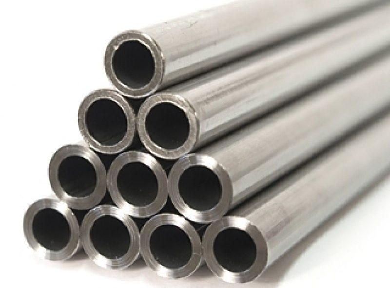 tipos de tubería, de metal