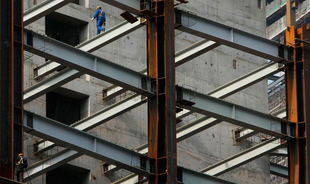 Proceso Constructivo de Estructuras Metálicas