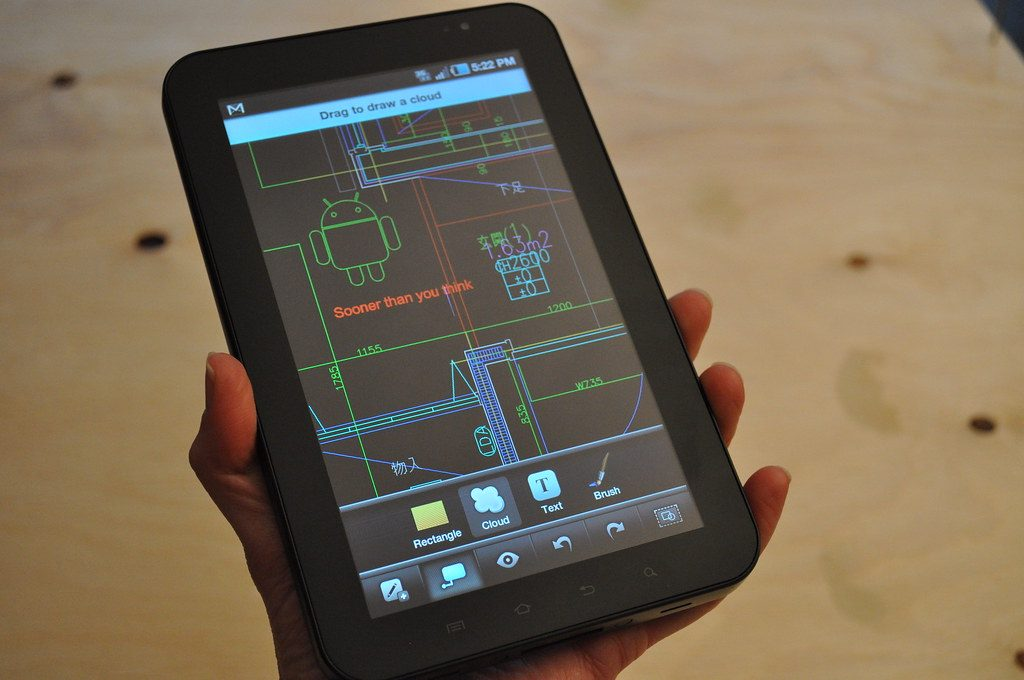 AutoCAD, Editor DWG Android